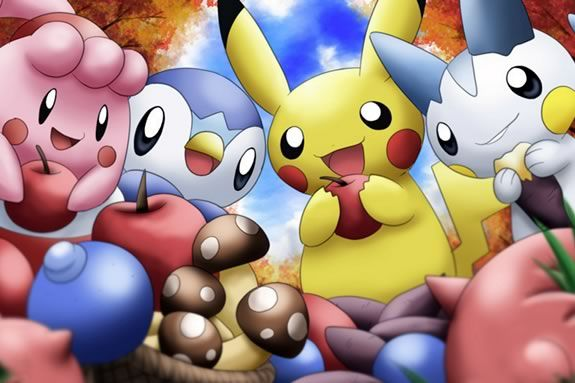 By definition Pokemon is Anime! Teens can come find out more at the Teen Anime Club at Sawyer Free Library in Gloucester!
