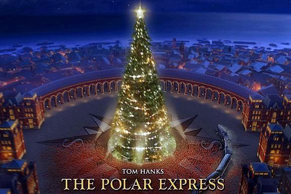 Join Santa for a Polar Express themed Christmas Party at the Ipswich Public Library!