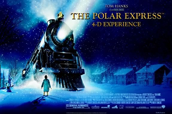 Enjoy the Polar Express 4D Experience at the Muserum of Science Boston this holiday season