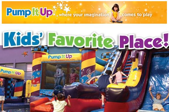 Pump It Up Peabody MA