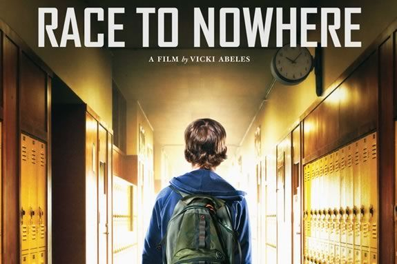 Race to Nowhere is a critically acclaimed film about the pressures of US Schools