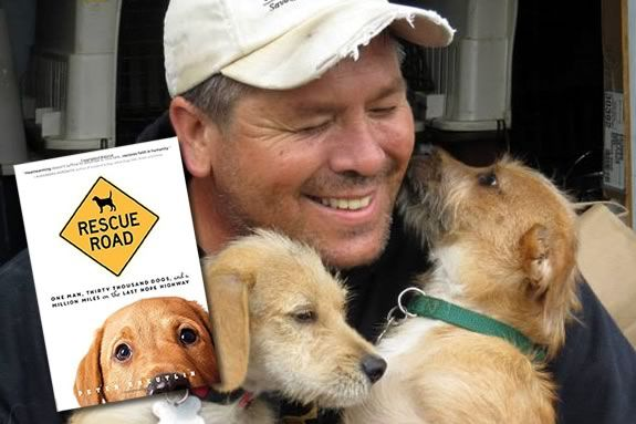 "Meet the Author of ""Rescue Road"" at the Sawyer FREE Library in Gloucester"