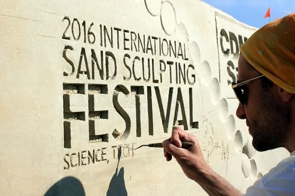 The Revere Beach National Sand Sculpting Festival brings MORE fun to the beach w