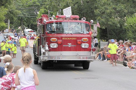 Independence Day Celebration in Rockport 2018