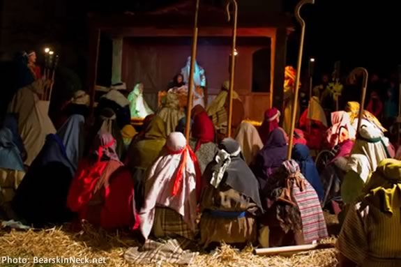 The Rockport Christmas Pageant is a wonderful tradition hosted by the Rockport A