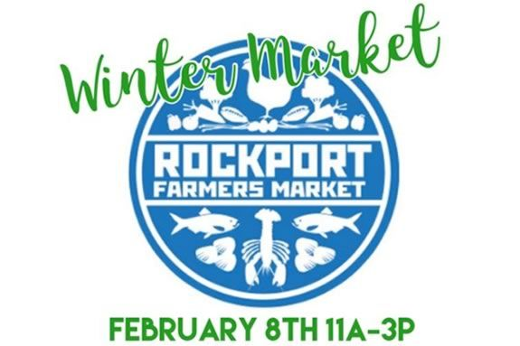 The Rockport Farmers' Market is hosted by the Rockport Exchange on Railroad Avenue