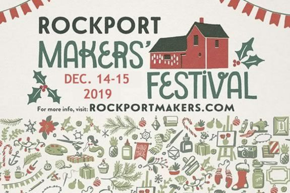 Come celebrate the maker spirit in downtown Rockport Massachusetts!