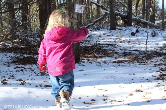 Head outdoors at Ravenswood Park, then warm up by the fire with a hot cocoa at the Cape Ann Discovery Center in Gloucester