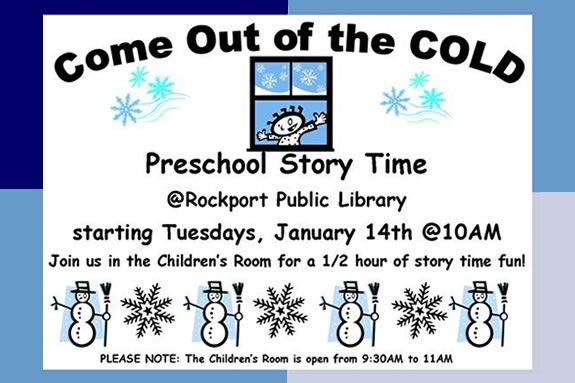 Visit Rockport Public Library