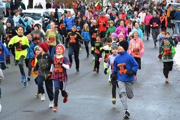 Burn some calories before the Thanksgiving Feast at Ipswich's Run for the Pies!