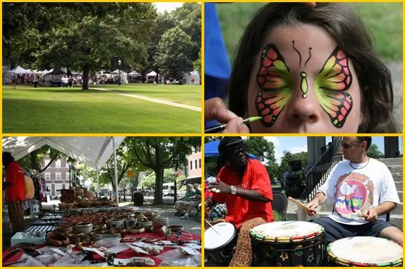 Celebrate the diversity of the North Shore on Salem Common!
