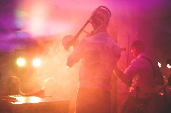 Salem Jazz and Soul Festival in Salem Massachusetts - Salem Willows.