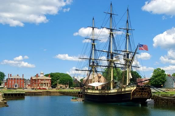 Come to Salem Maritime to celebrate the Bicentennial of the War of 1812!