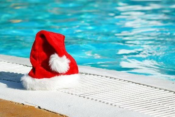 Van Otterloo YMCA in Marblehead hosts a Winter Wonderland Family Swim!