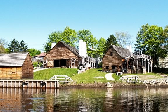 Learn about colonial gardens at Saugus Iron Works as part of Trails and Sails!