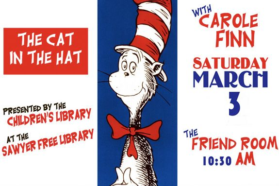 Children and Families Celebrate Dr. Seuss' 108th Birthday on Boston's North Shor