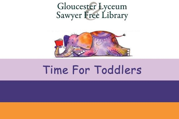 Sawyer Free Library: Toddler Time every Wednesday Morning!