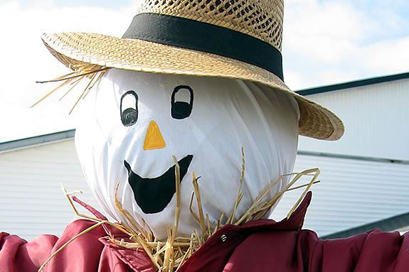 The Newburyport Scarecrow Contest is open to the public and free to all!