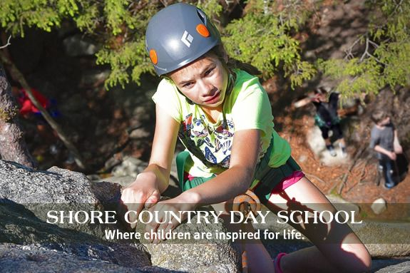 Shore Country Day School PreK through Grade 9. Independent, private school in Beverly MA