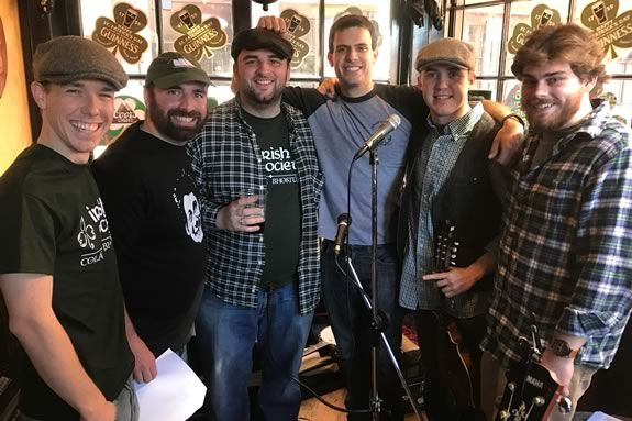 Sláinte will fill the waterfront with music for Yankee Homecoming in Newburyport