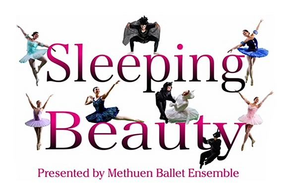 Methuen Ballet Ensemble will interpret the classic story of Sleeping Beauty at the Firehouse Center for the arts in Newburyport
