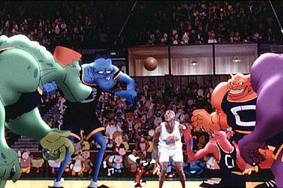 Waterfront Movie Space Jam North Shore Kid And Family Fun In