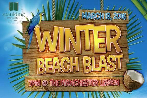 Spaulding Education Fund Winter Beach Blast in Manchester Massachusetts