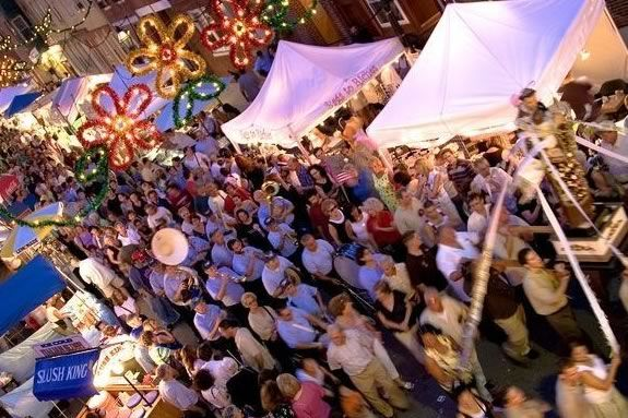 Saint Anthony's Feast in North End Boston MA