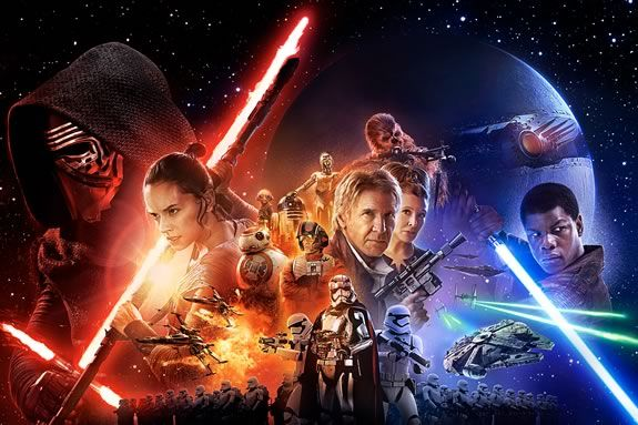 Come see Star Wars: The Force Awakens at Newburyport Public Library!