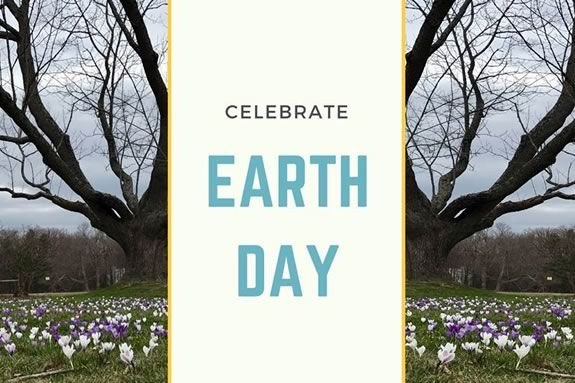 Celebrate Earth Day at the Trustees of Reservations' Stevens-Coolidge Estate in North Andover