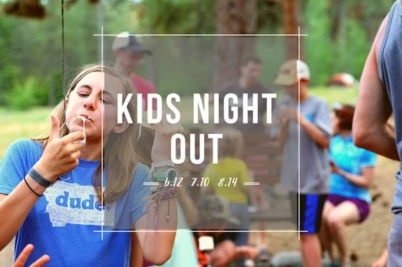 Kids Night out at the Stevens-Coolidge Estate in North Andover Massachusetts