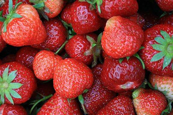 The Strawberry Festival at Russel Orchards features lots of fun and live music!