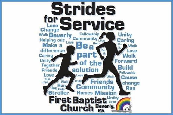 Strides for Service - Beverly Common