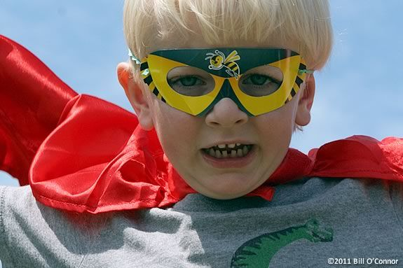 Kids will love the Super Hero Celebration at Wenham Museum