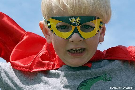 Kids will love the Super Hero Celebration at Wenham Museum