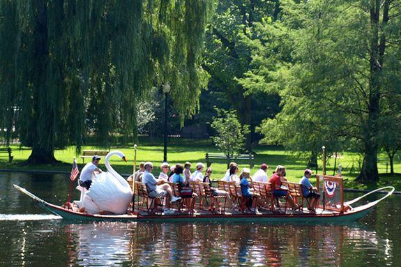 Swan Boat Boston North Shore Parent, North Shore Parents Summer Activities Guide