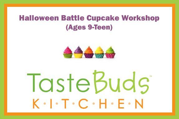 Halloween Battle Cupcake Workshop At Taste Buds Kitchen   Beverly
