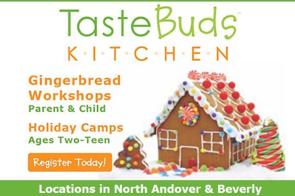 Gingerbread House Workshop At Taste Buds Kitchen