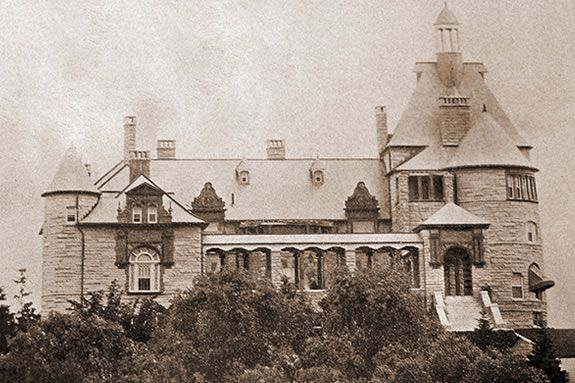 Greycourt State Park in Methuen is ripe for a paranormal investigation!
