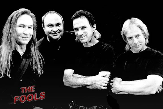 The Fools bring rock music to Castle Hill on the Crane Estate in this Thursday e