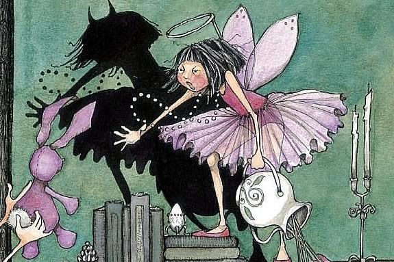 Meet author and illustrator E.S. Redmond as she reads from 'The Unruly Queen'