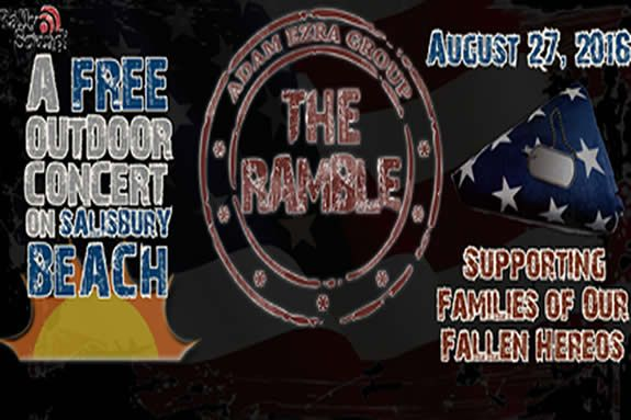 7th annual Ramble, a free festival on Salisbury Beach for northshore children and families