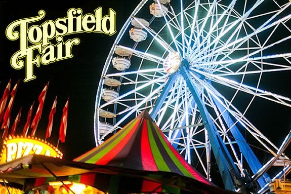 Topsfield Fair opens the gates at 1pm Friday! Topsfield Fair is one of the longe