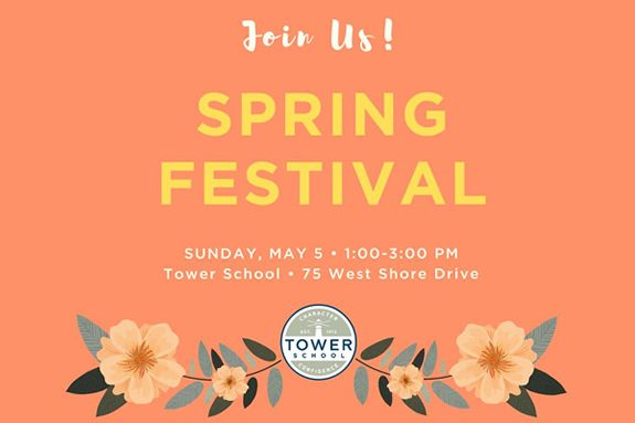Spring Festival and Open House at Tower School in Marblehead MA