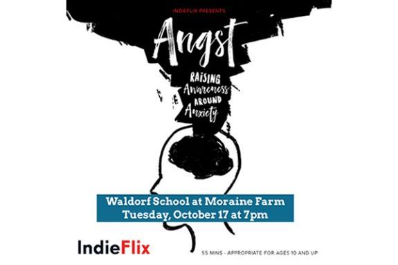 Parent Education Screening and Discussion of ANGST: Raising Awareness Around Anxiety