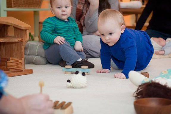 Parent & Child Classes at Waldorf at Moraine Farm - Beverly MA
