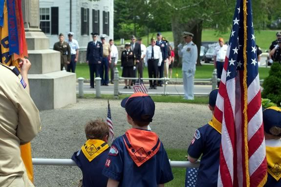 Wenham Massachusetts Memorial Day Services Parades and Ceremonies
