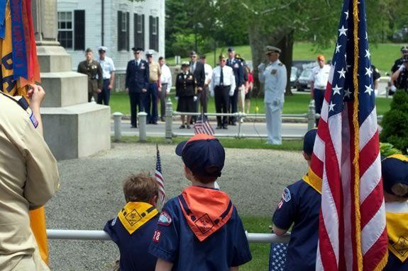 Wenham Massachusetts Memorial Day Services Parades and Ceremonies