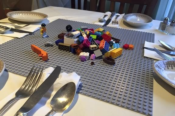 Wenham Tea House has a special breakfast planned for kids who love LEGO!