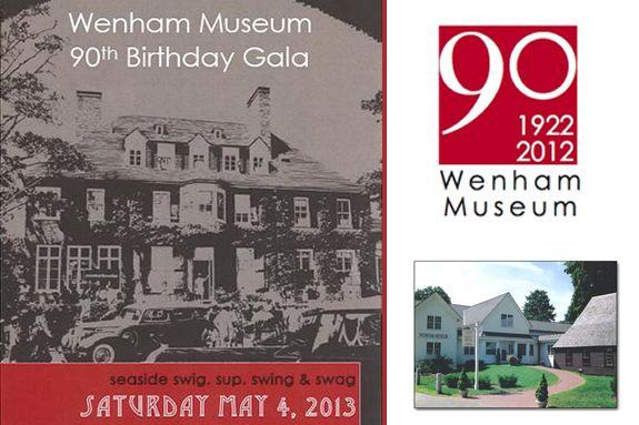 Wenham Museum 90th Birthday Gala